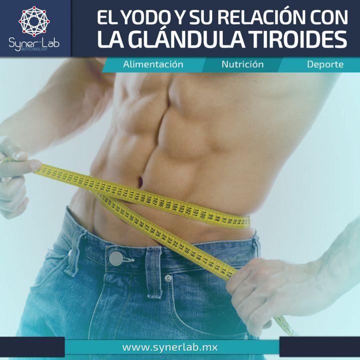 Syner Lab / Peptidos Sarms Mexico - El yodo y su relación con la ...